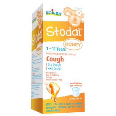 Boiron Stodal Children Honey