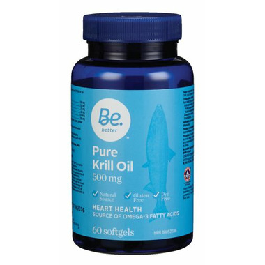 Be Better Pure Krill Oil