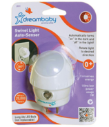 Dreambaby Swivel Auto-Sensor LED Night Light