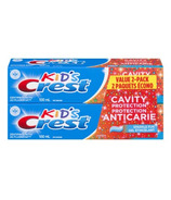 Crest Kid Sparkle Fun Toothpaste