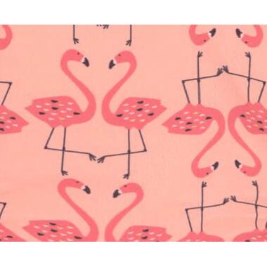 Lassig Beach Poncho Flamingo