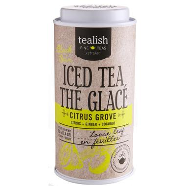Tealish Citrus Grove Whole Leaf Black Tea