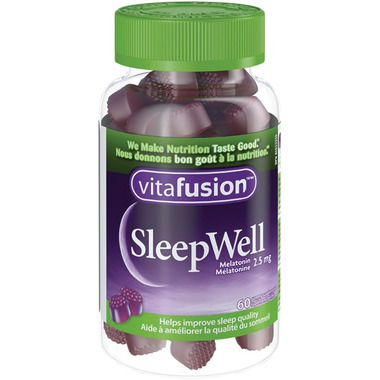 Vitafusion SleepWell Melatonin Gummies