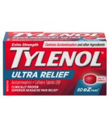 Tylenol Ultra Relief Tough on Headaches eZ Tabs