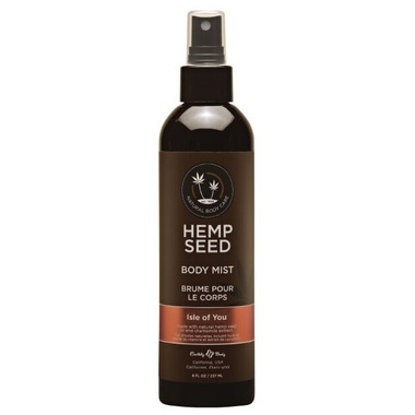 Earthly Body Hemp Seed Body Mist Isle Of You