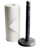 Marble Towel Holder