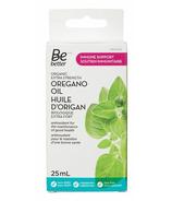Huile d'origan extra forte par Be Better Organic