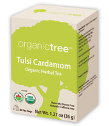 OrganicTree Organic Tulsi Cardamom Tea