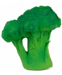 Oli and Carol Brucy the Broccoli Toy Teether