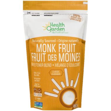 Health Garden Classic Monk Fruit Sweetener Blend