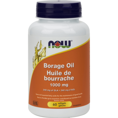NOW Foods Borage Oil Softgels