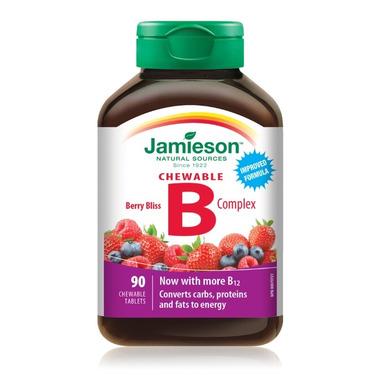 Jamieson Chewable Vitamin B Complex