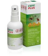 Répulsif à insectes Care Plus Icaridin à 20%, sans DEET