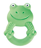 Mam Friends Teether Max The Frog