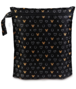 Bumkins Disney Wet Bag Love Minnie