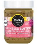 Healthy Crunch Super Seed SunSeed Butter