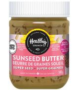 Beurre de graines Super Seed SunSeed de Healthy Crunch
