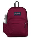 JanSport SuperBreak Russet Red Backpack