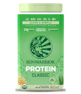 Sunwarrior Classic Protein Natural