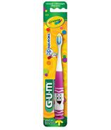 GUM Crayola Pip-Squeaks Toothbrush
