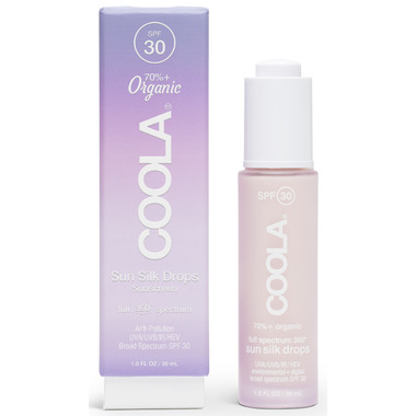 COOLA Full Spectrum 360 Sun Silk Drops Organic Sunscreen SPF 30