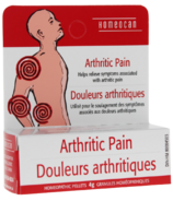 Homeocan Arthritic Pain Relief Homeopathic Pellets