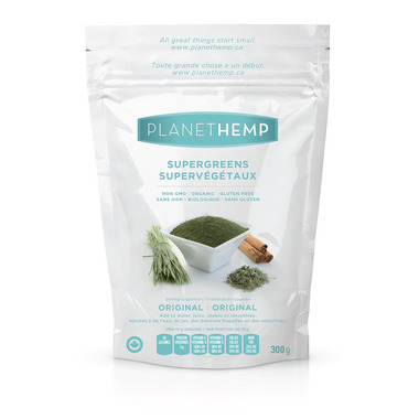 Planet Hemp Supergreens