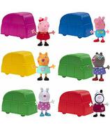 Peppa Pig Blind Figures Surprise Car