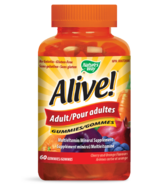 Nature's Way Alive! Adult Gummies MultiVitamin & Mineral Supplement