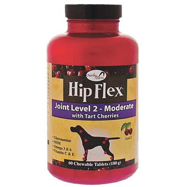 Overby Farm Hip Flex Tablets with Tart Cherries
