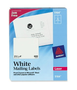 Avery Easy Peel Permanent Mailing Labels