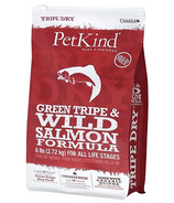 PetKind Tripe Dry Green Tripe and Red Salmon Dog Food