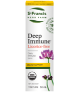 St. Francis Herb Farm Deep Immune Licorice Free