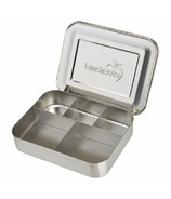 LunchBots Cinco Bento Stainless Steel