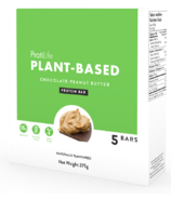 ProtiLife Plant-Based Chocolatey Peanut Butter Protein Bar Case