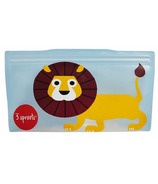 3 Sprouts Snack Bags Lion