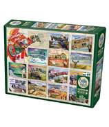 Cobble Hill Greetings from Canada Puzzle
