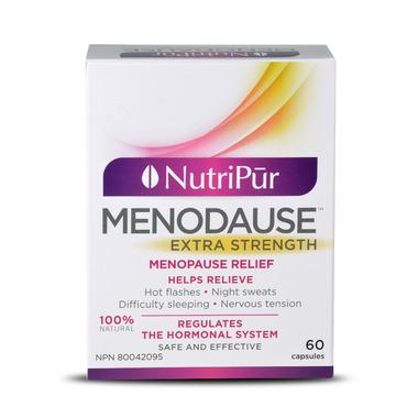 Nutripur Menodause Extra Strength Menopause Relief