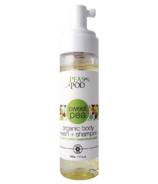 Peas In A Pod Sweet Pea Organic Body Wash & Shampoo