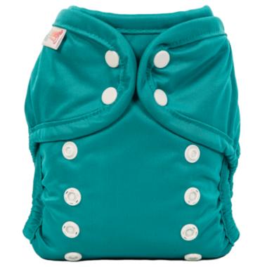 Bummis All-in-One Pure Diaper Jade