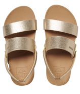 Reef Little Cushion Vista Tan Champagne