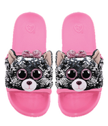 Ty Fashion Kiki The Cat Sequin Pool Slides