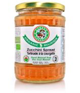 Garden Organics Organic Zucchini Spread