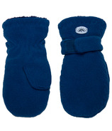 Calikids Mitt with Thumb Blue Saphire