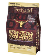 PetKind Tripe Dry Green Tripe and Red Meat Dog Food