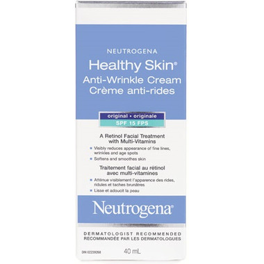 Neutrogena Healthy Skin Anti-Wrinkle Skin