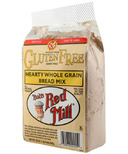 Bob's Red Mill Gluten Free Hearty Whole Grain Bread Mix