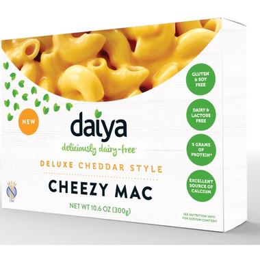 Daiya Deluxe Cheddar Cheezy Mac