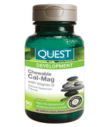 Quest Chewable Cal-Mag - Spearmint