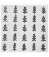 Harman Tree Foil Paper Napkins Cocktail Size